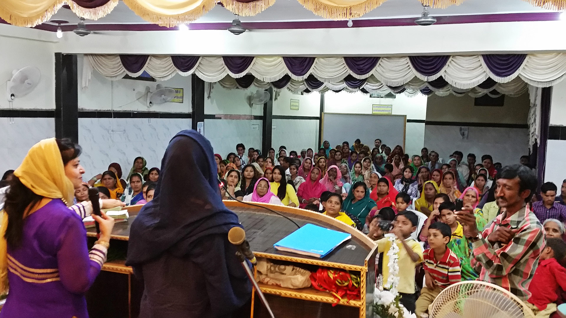 Womens Conference in Kanpur gets underway