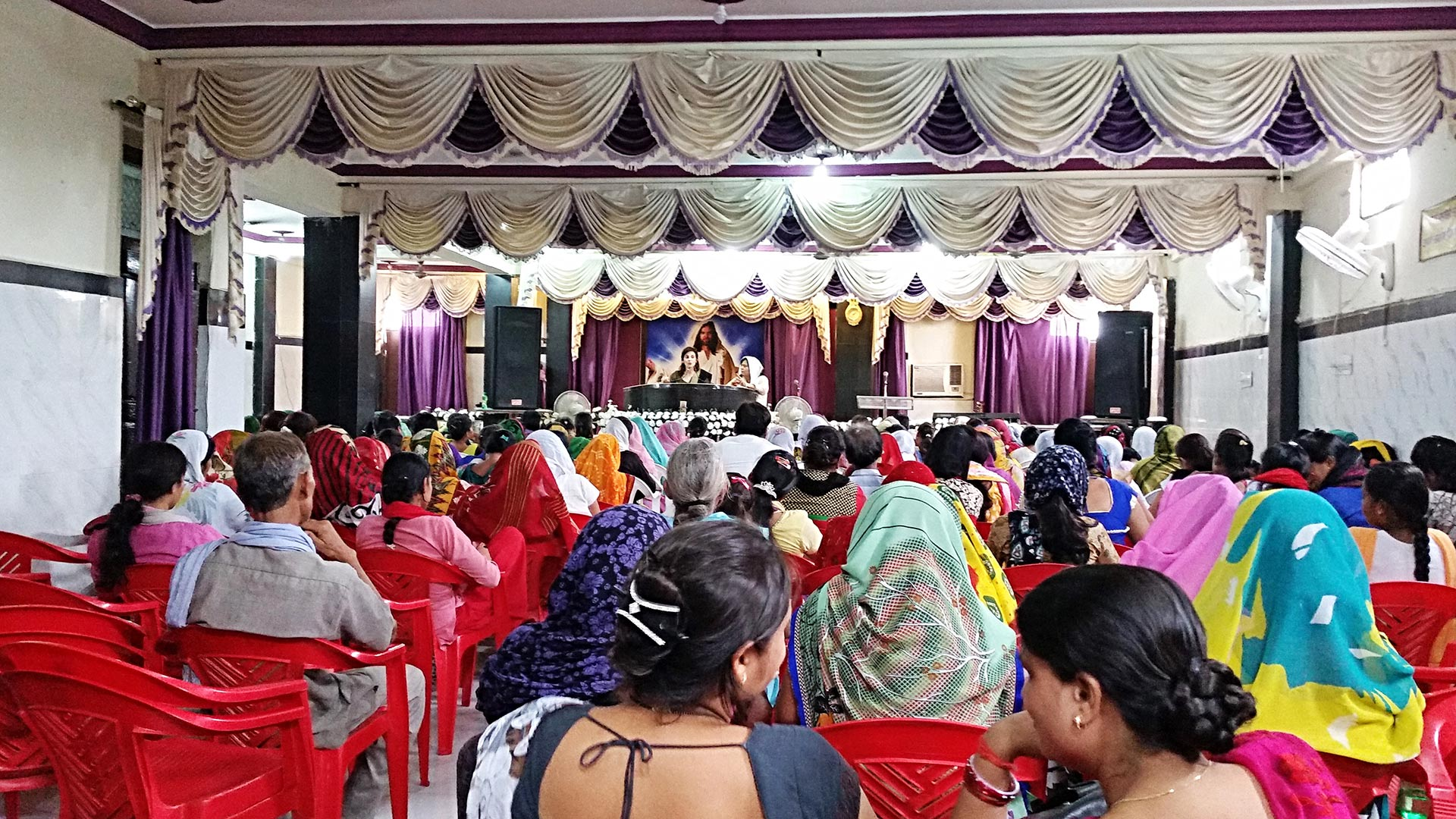 Kanpur Womens Conference as women are equipped to be disciple-makers.