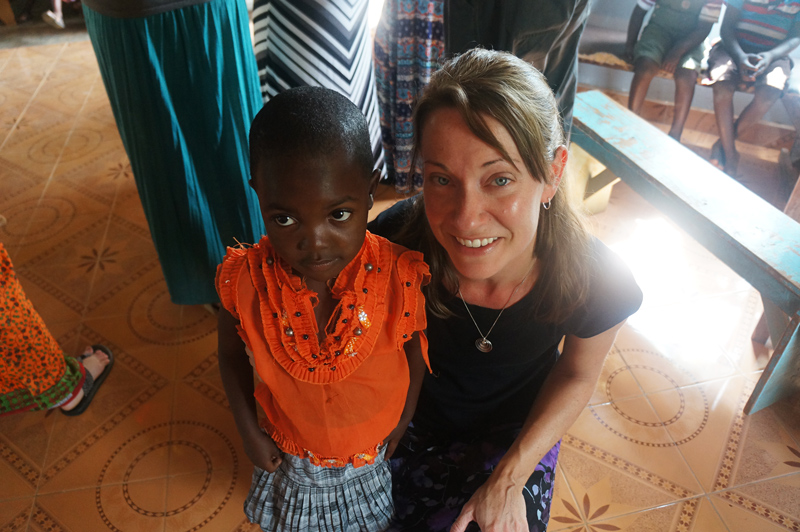 One picture changes everything for these children in Uganda on the All In and One More Child partner mission.