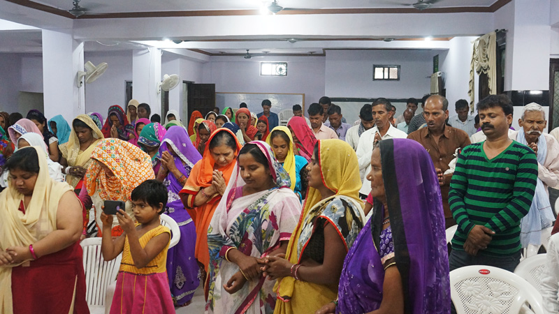 All In India Conference Prayer