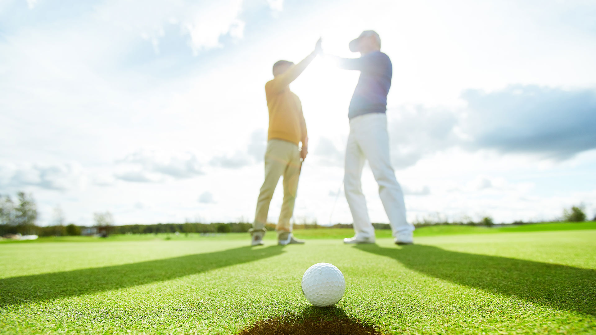 Golfing for a cause to support All In Ministries