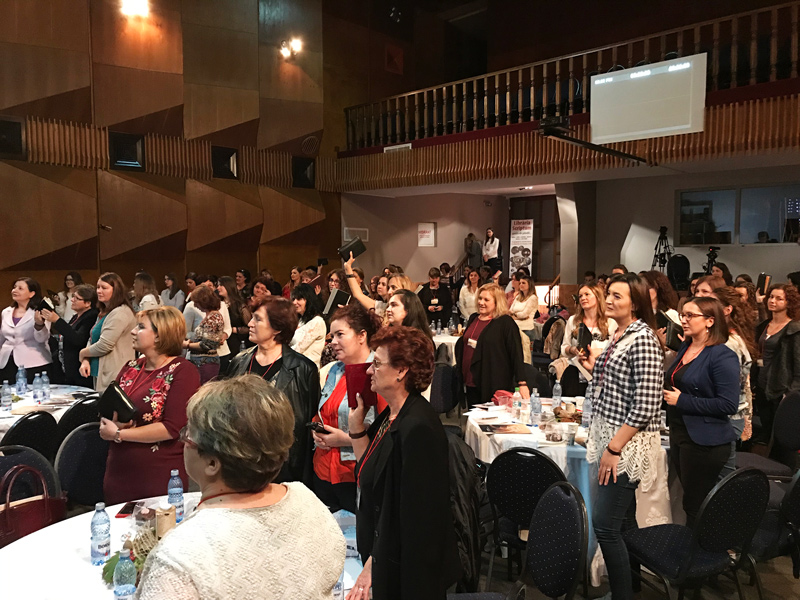 All In Ministries Romania Womens Discipleship Conference