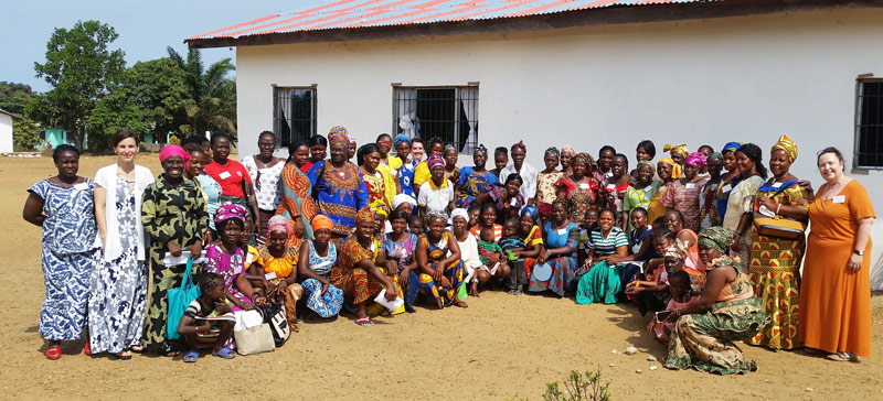 All In Liberia Conference Group 1