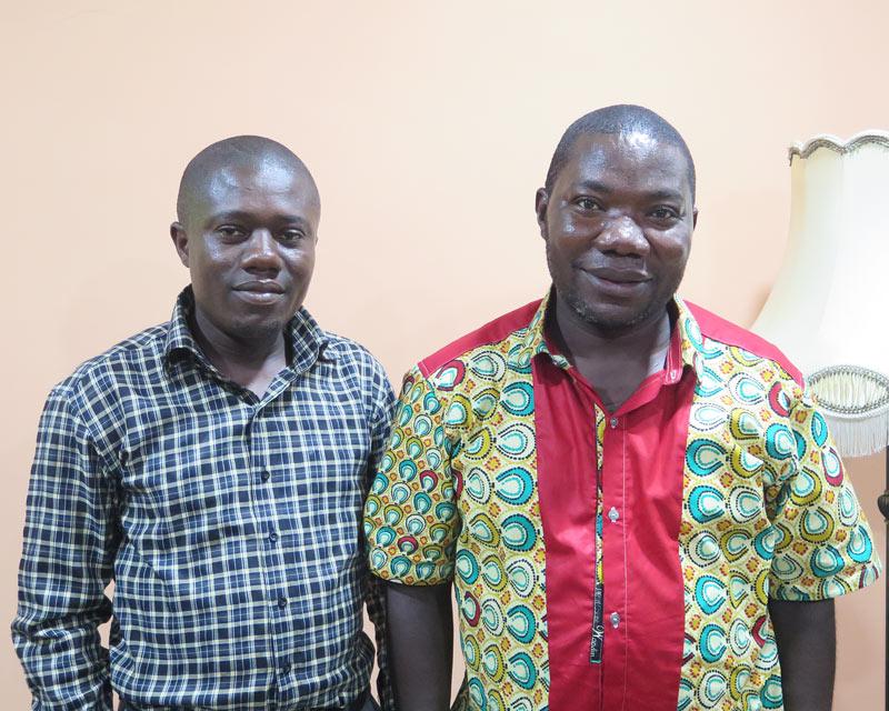 All In Liberia Conference Pastors