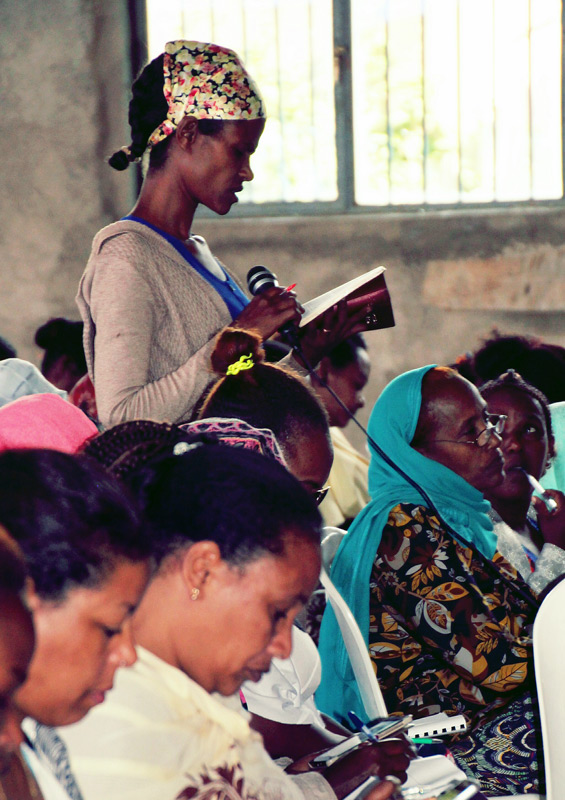 All In Ministries Wrongs Made Right in Ethiopia Woman Shares Testimony