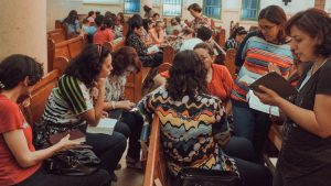 Free Resources and 3 Reasons for Discipling Under-Resourced Women as women in Egypt learn disciple-making skills.