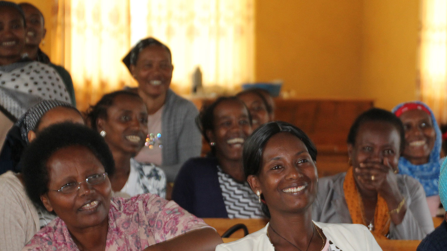 Gods Perfect Timing on display as Ethiopian Women are equipped to be disciple-makers for Jesus.