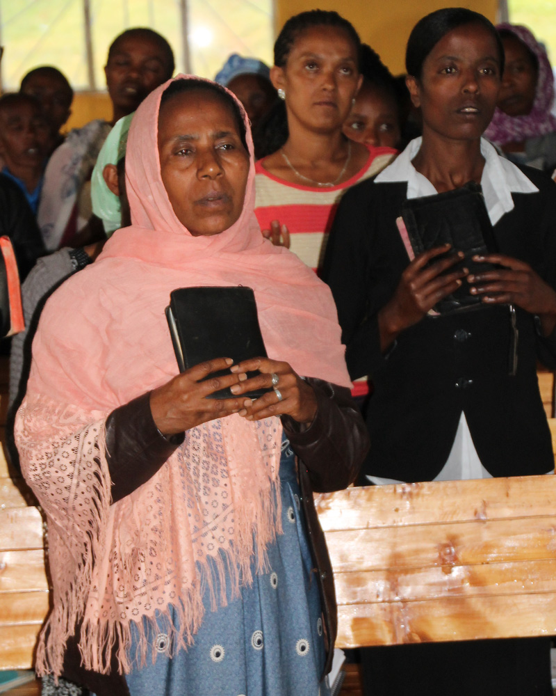 God's Perfect Timing as women learn in Ethiopia to be Disciple-Makers for Jesus.