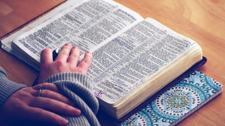 10 Bible Verses for Hard Times | All In Ministries
